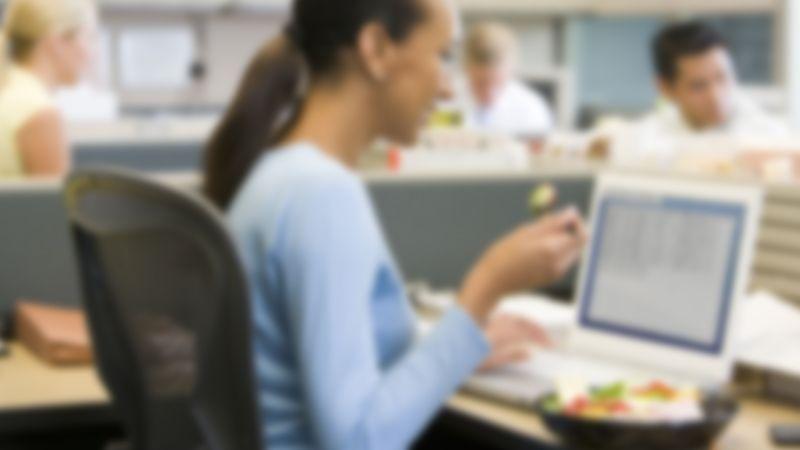 Masa başı çalışanlara 10 beslenme ÖNERİSİ