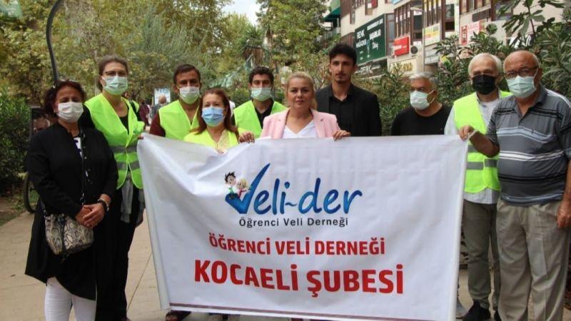 Veli-Der'den eğitimde ilk hafta raporu