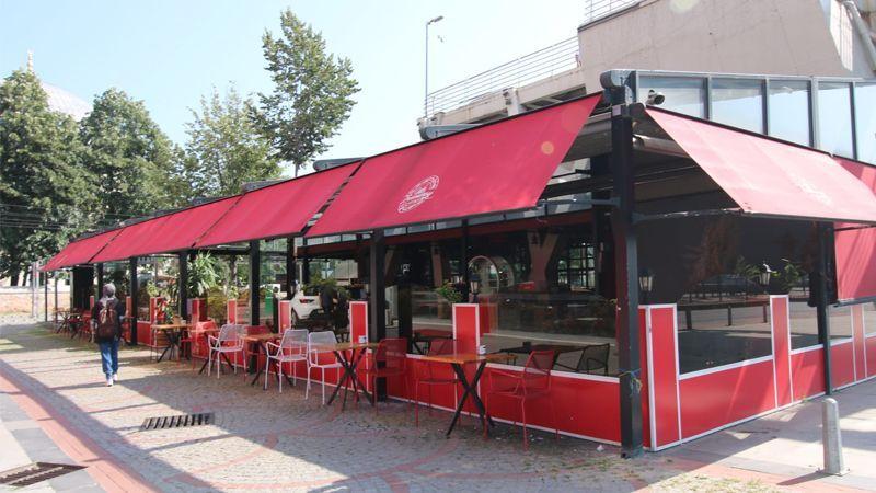 Tramvay Kafe'nin çok tuhaf halleri