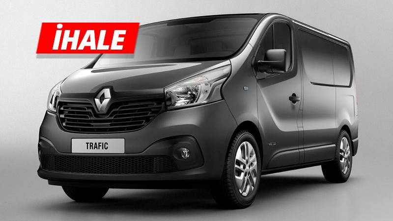 2016 model Renault Traffic, 125 bin TL