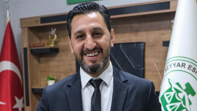 Şahin, Ahilik Haftası'nı kutladı