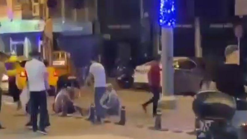 İzmit'te silahlı kavga