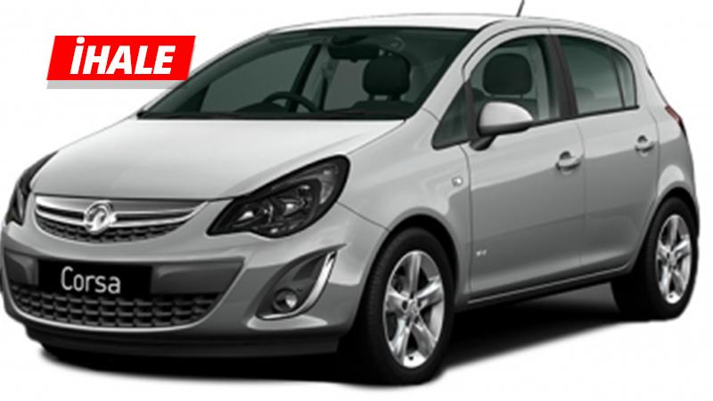 115 bin TL'ye icradan Opel Corsa