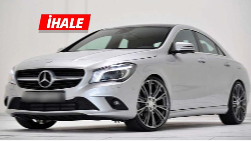 2015 model Mercedes, 405 bin TL