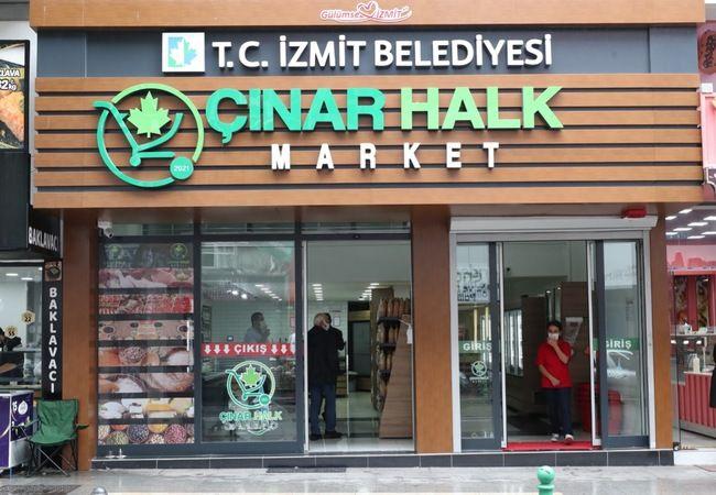 İzmit Belediyesi yeni bir açılışa daha hazırlanıyor