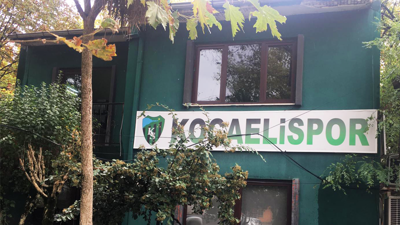 Kocaelispor'un taraftar sorunu