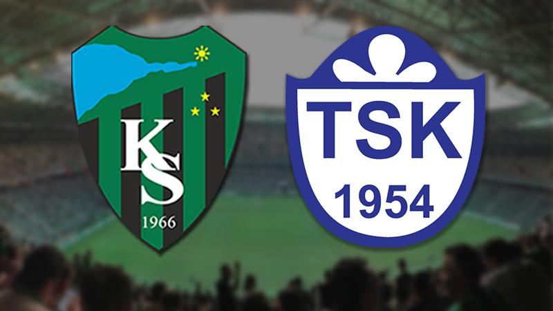 Kocaelispor, Tuzlaile çok zor maça çıkıyor