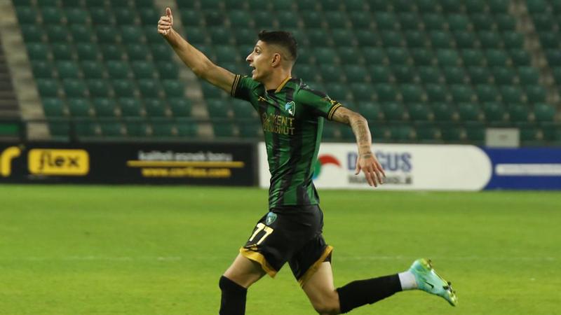 Benhur Keser gol sevincinin hikayesini anlattı