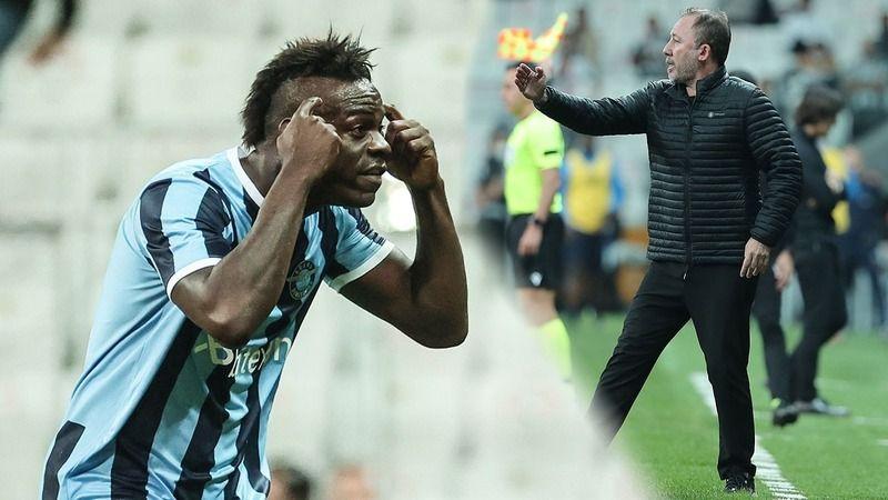 Balotelli, 'Beyni yok' cevabı sonrası konuştu