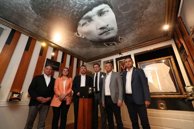Atatürk Evi'ne hayran kaldılar