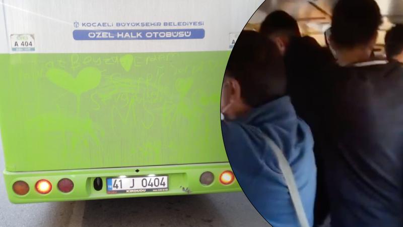 Toplu taşıma yine TIKIŞ TIKIŞ