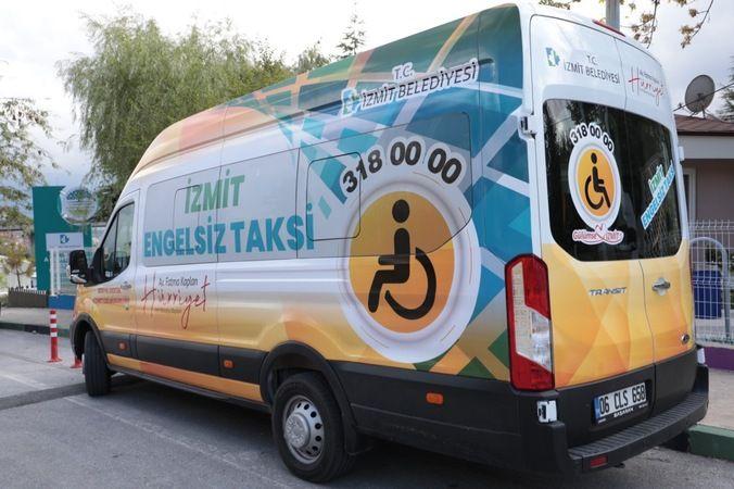 Engelsiz Taksi, İzmitlilerineli ayağı olacak