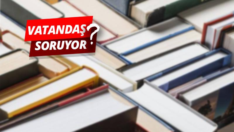 Ek ders kitaplarından komisyon alanlar mı var?