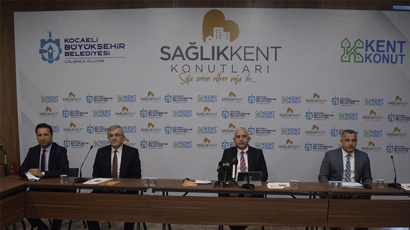 Kocaeli'de sağlık çalışanları için 502 konut yapılacak