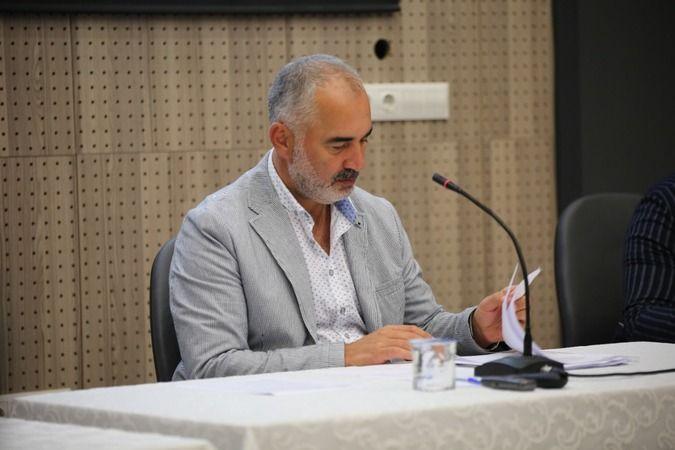 Karamürsel'de meclisin 2. oturumu yapıldı