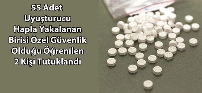 Uyuşturucudan 2 tutuklama daha