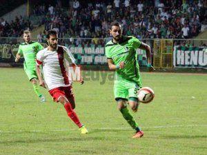 Sakaryaspor Kahramanmaraş maçında gol yok!