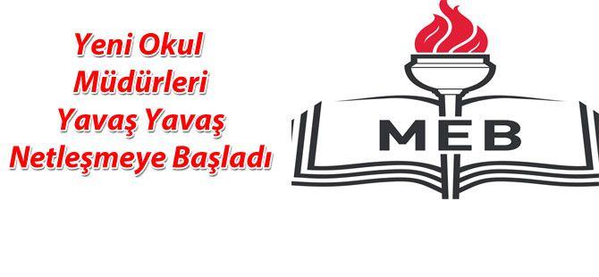 Akyazı'da Okul Müdürleri Belli Olmaya Başladı