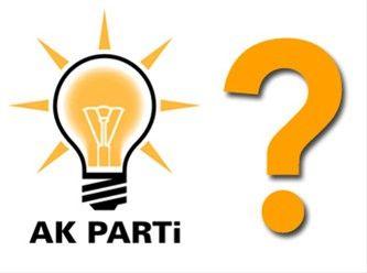 Ak Parti'de şimdi bu isimler konuşuluyor!