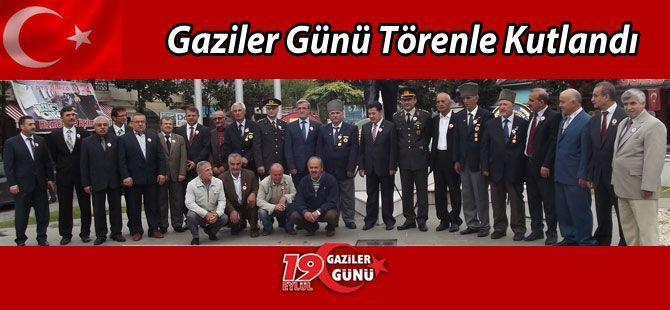 Gaziler Günü Akyazı'da kutlandı