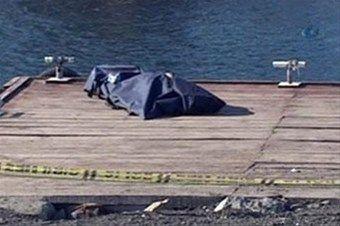 Balıkçılar Karadeniz'de ceset buldu..