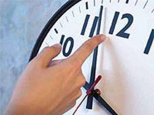 Saatler 26 Ekim'de geri alınacak