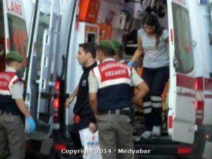 Ferizli Cezaevinde kavga.. Bir yaralı