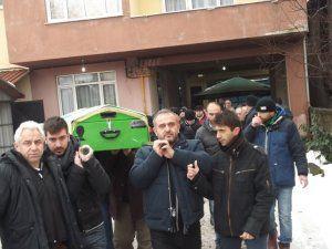 Sami Zemzemoğlu göz yaşlarıyla toprağa verildi.