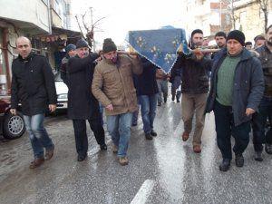 Sakarya Üniversitesi Öğretim üyesi Metin Çengel'in anne acısı