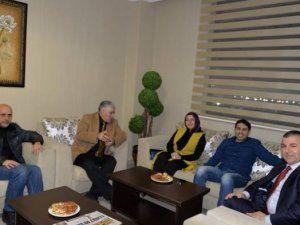 Bakan Yardımcısı Atabek yeni yıla Kuzuluk'ta girdi