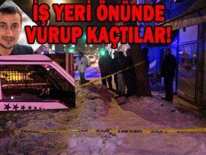 Adnan Menderes Caddesi'nde cinayet!