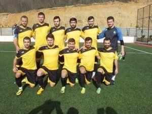 As Akyazıspor 6-1 Hacıkışlaspor