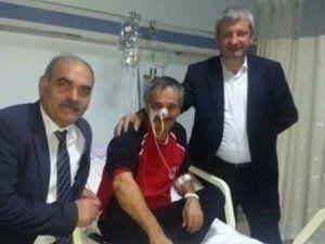 Mahmut Güzel'e nazar değdi