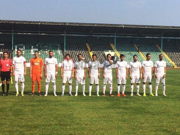 Sakaryaspor Türkiye Kupası'nda 2. turda! 2-1