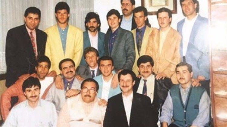Adil Öksüz'ün GS'li futbolcularla fotoğrafı çıktı