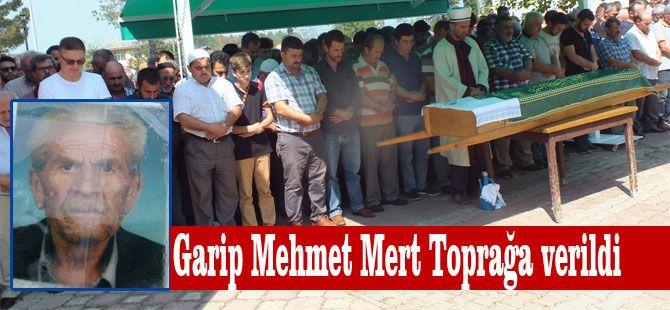 Garip Mehmet Mert Toprağa verildi