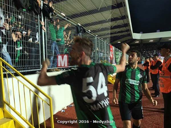 Sakaryaspor'a 90 dakika yetmedi! 1-1