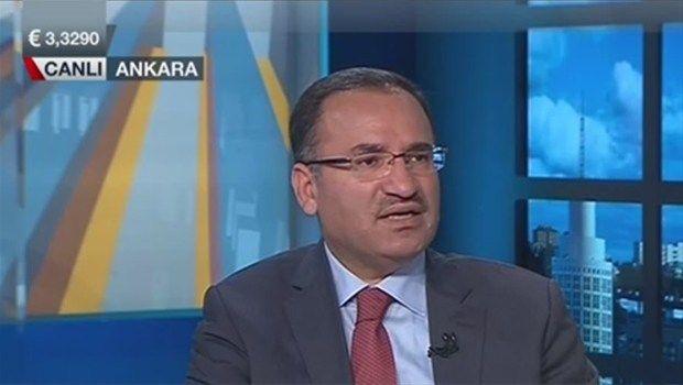 Adalet Bakanı'ndan Adil Öksüz açıklaması!