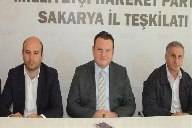 MHP'den Üstün'e: 'Bizi konuşturmasınlar'
