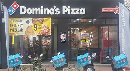 Domino's da Orta Boy Pizza 9.90