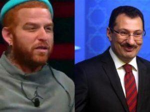 Gökhan Özoğuz'dan AK Parti'li Yavuz'a tepki