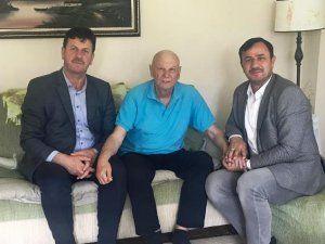 Başkan Soykan'dan anlamlı ziyaret