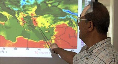 Marmara ve Karadeniz'de kuvvetli yağış ve dolu uyarısı