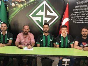 Sakaryaspor'da imzalar atılıdı Tam 18 imza...