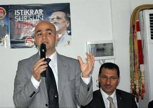 Ender Serbes Ak Parti'den istifa etti