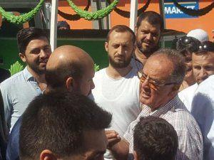 Bilal Erdoğan, Pamukova'da cenazeye katıldı