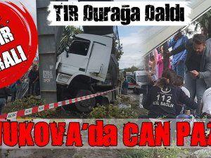 Pamukova'da trafik kazası 2 ölü 4 yaralı