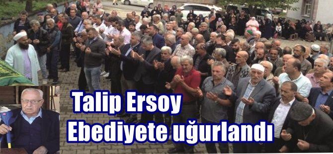 Talip Ersoy Ebediyete uğurlandı