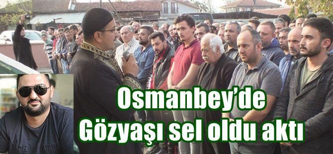 Osmanbey'de Gözyaşı sel oldu aktı