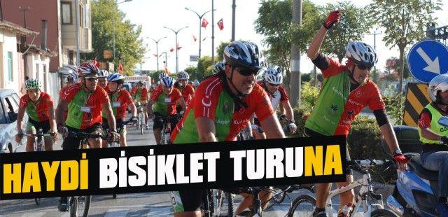 Haydi Akyazı Bisiklet turuna